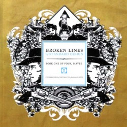 Broken Lines Book One by Tom Pappalardo