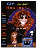 Cay… The Night Huntress #5 by Brian Cattapan