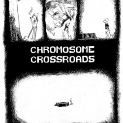 Chromosome Crossroads #2 by Karl Kressbach