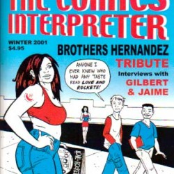 The Comics Interpreter Volume 1 #6 by Robert Young