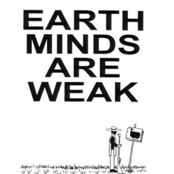 Earth Minds are Weak #2 by Justin J. Fox