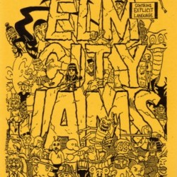 Elm City Jams #2 by Isaac Cates, Mike Wenthe and Various artists