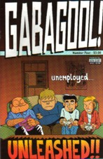 Gabagool #4 by Mike Dawson & Chris Radtke