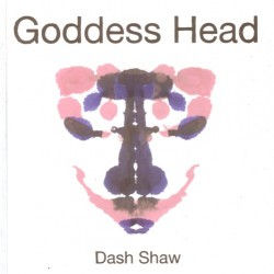 Goddess Head by Dash Shaw