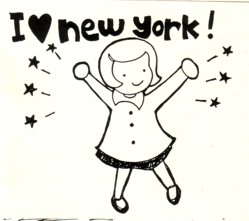 I Heart New York by Missy Kulik