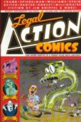 Legal Action Comics Volume 1 edited by Danny Hellman