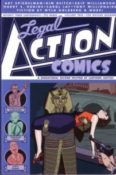 Legal Action Comics Volume 2 edited by Danny Hellman