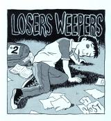 Losers Weepers #2 by J.T. Yost
