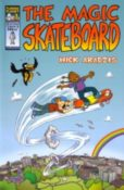 The Magic Skateboard by Nick Abadzis