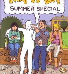 Matter Summer Special by Philip Barrett
