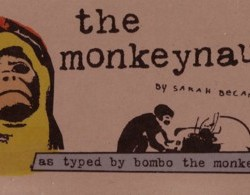 The Monkeynauts by Sarah Becan