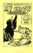 My Crow Comics #1 by Dan Taylor