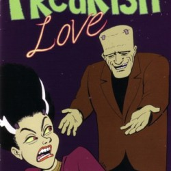 My Freakish Love by Douglas Gray