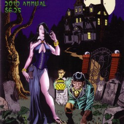 Mysteria&#8217;s Mansion 2010 Annual edited by Nik Havert
