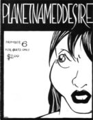 Planet Named Desire #6 by Joe Marshall