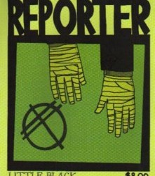 Reporter: Little Black by Dylan Williams