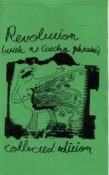 Revolution With a Catchy Phrase Collected Edition by Pat Aulisio