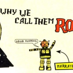 Why We Call Them Robots by Sarah Becan