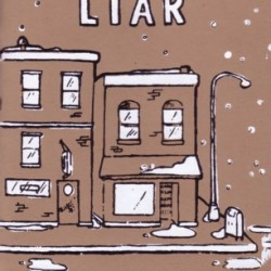 Shuteye #2: The Liar by Sarah Becan