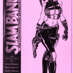 Slam Bang Volume 2 #3 edited by Allen Freeman