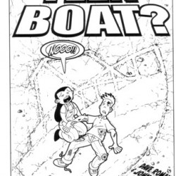 Teen Boat #8 by John Green &#038; Dave Roman