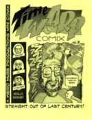 Time Warp Comix #3 edited by Dan Taylor, art by Brad Foster