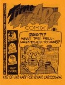 Time Warp Comix #8 edited by Dan W. Taylor