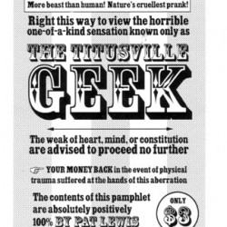 The Titusville Geek by Pat Lewis