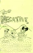 Too Negative #9 by Jenny Gonzalez