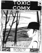 Toxic Comix #7 by Barry Southworth