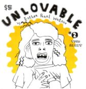 Unlovable #2 by Esther Pearl Watson