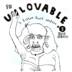 Unlovable #3 by Esther Pearl Watson