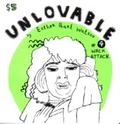 Unlovable #4 by Esther Pearl Watson