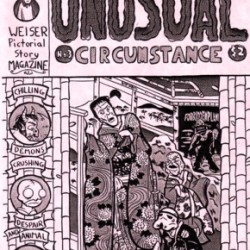 Tales of Unusual Circumstance #3 by Joey Weiser