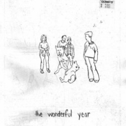 The Wonderful Year #4 by Rebecca Taylor