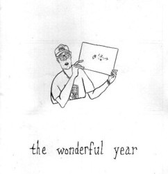 The Wonderful Year #6 by Rebecca Taylor