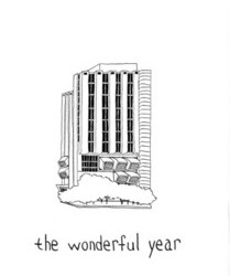 The Wonderful Year #7 by Rebecca Taylor