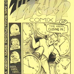 Taylor, Dan W. &#8211; Time Warp Comix #10