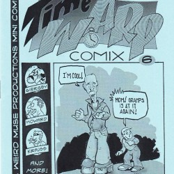 Taylor, Dan W. (editor) &#8211; TIme Warp Comix #6