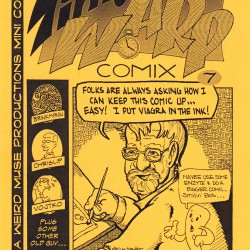 Taylor, Dan W. &#8211; Time Warp Comix #7